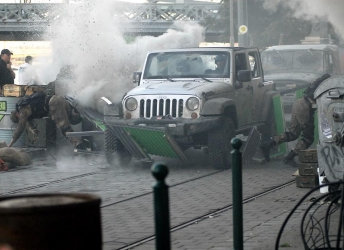 JEEP WRANGLER, CALL OF DUTY: ANSWER THE CALL