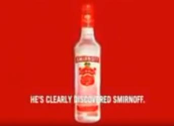SMIRNOFF RED: TENOR